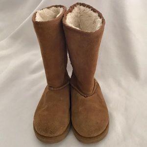 💜HP💜 Kids / Genuine Suede Boots
